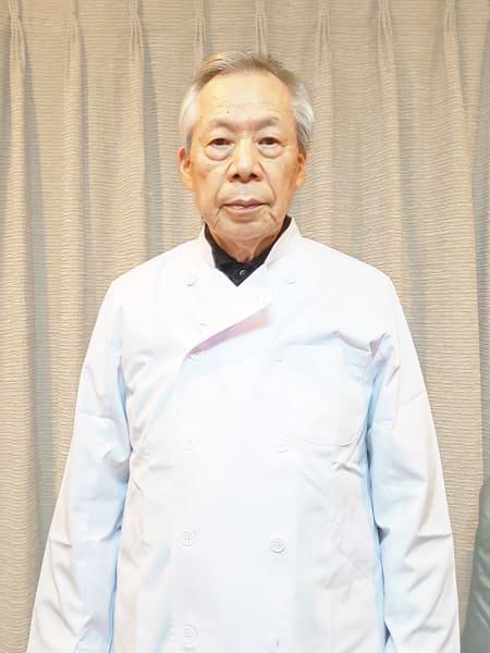 【写真】古川隆男名誉院長